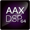 Avid AAX DSP64 Button