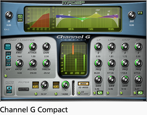 channel g compact