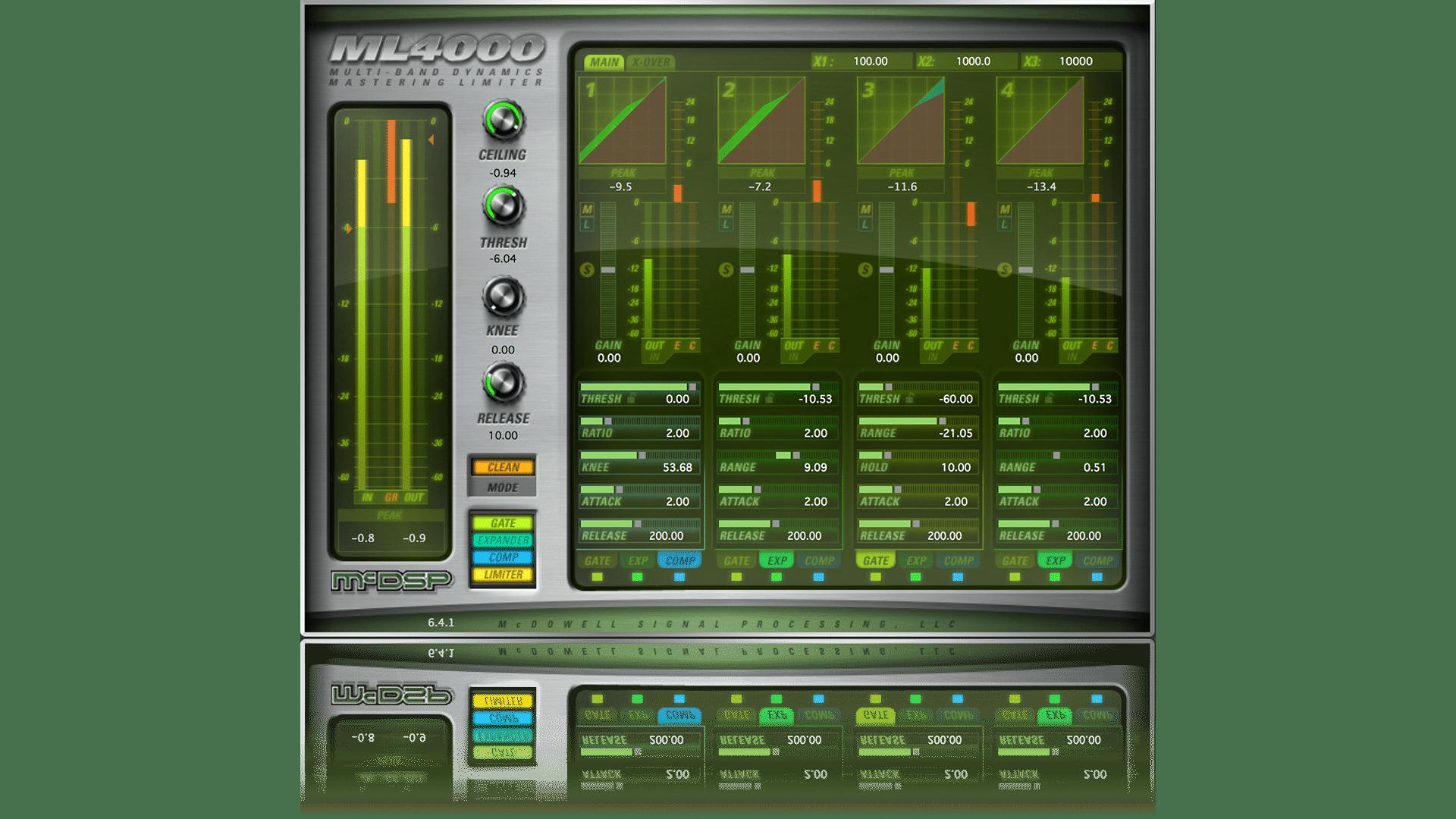 ML4000 Mastering Limiter
