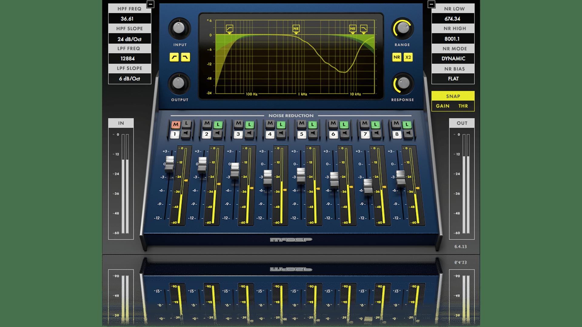NR800 Noise Reduction Processor